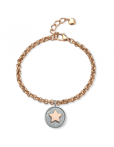 BRACCIALE OPS!GLITTER COIN STAR IPR