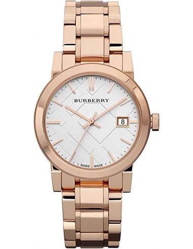 Burberry Orologio Da Donna Della...