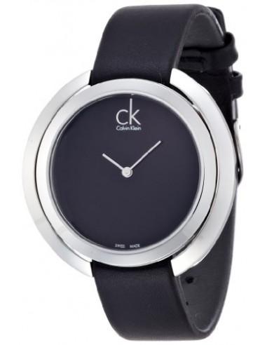 Calvin Klein Orologio Da Donna Della Collezione Aggregate. Rif. K3U231C1