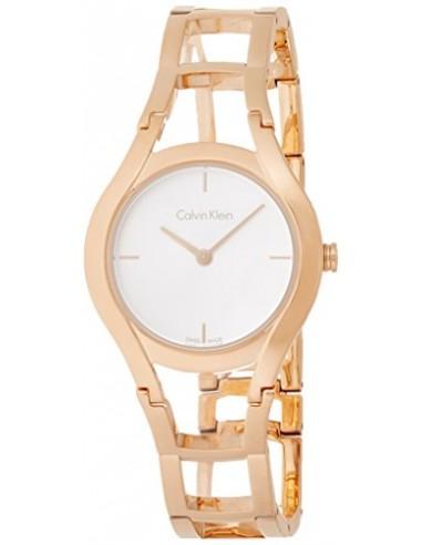 Calvin Klein Orologio Da Donna Della Collezione Class. Rif. K6R23626