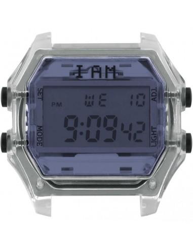 I AM Cassa Per Comporre L\'orologio Digitale da Donna.