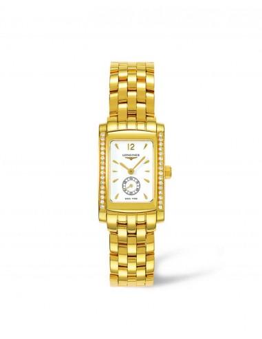 Longines Orologio Donna Collezione Dolcevita Oro e Brillanti.Rif. L51557166