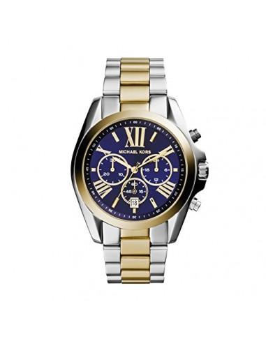 Orologio MICHAEL KORS Cronografo Da Uomo Acciaio Bicolore.Rif. MK5976