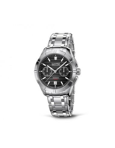 Eberhard orologio Da Uomo Della Collezione Aquadate. Rif 31071 CA/NERO