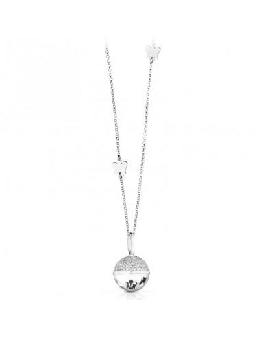 Collana da donna Roberto Giannotti collezione Chiamangeli in argento-  SFA91